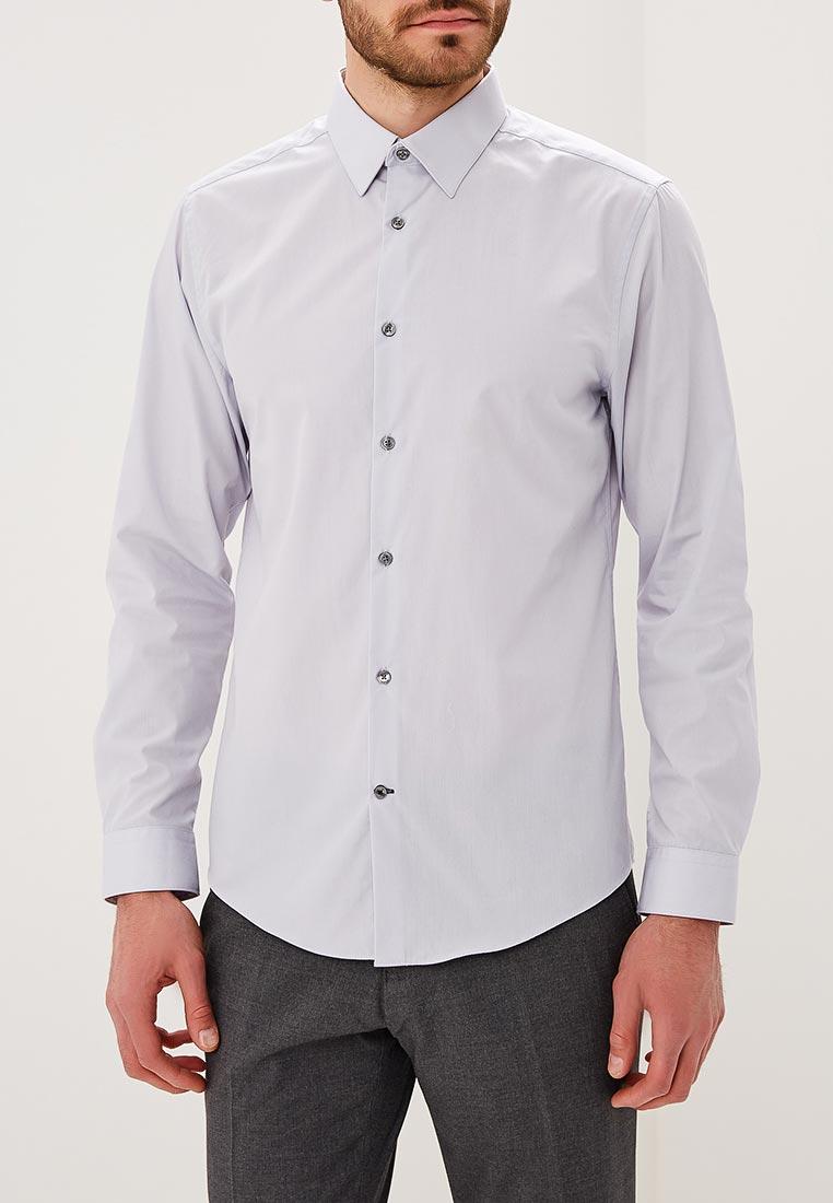 Рубашка с длинным рукавом Burton Menswear London 19E16LGRY