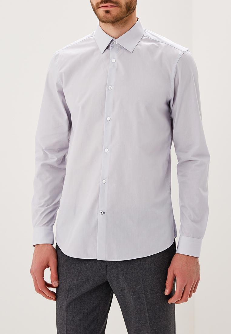Рубашка с длинным рукавом Burton Menswear London 19E27MGRY