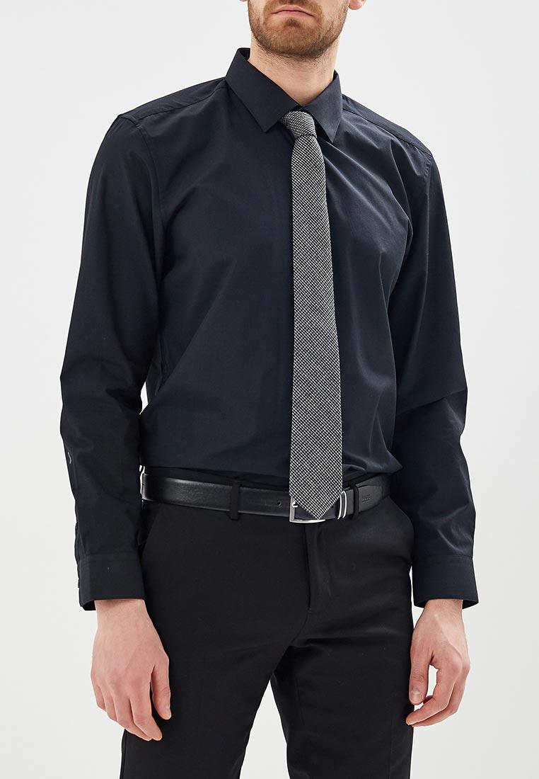 Рубашка с длинным рукавом Burton Menswear London 19E29MBLK