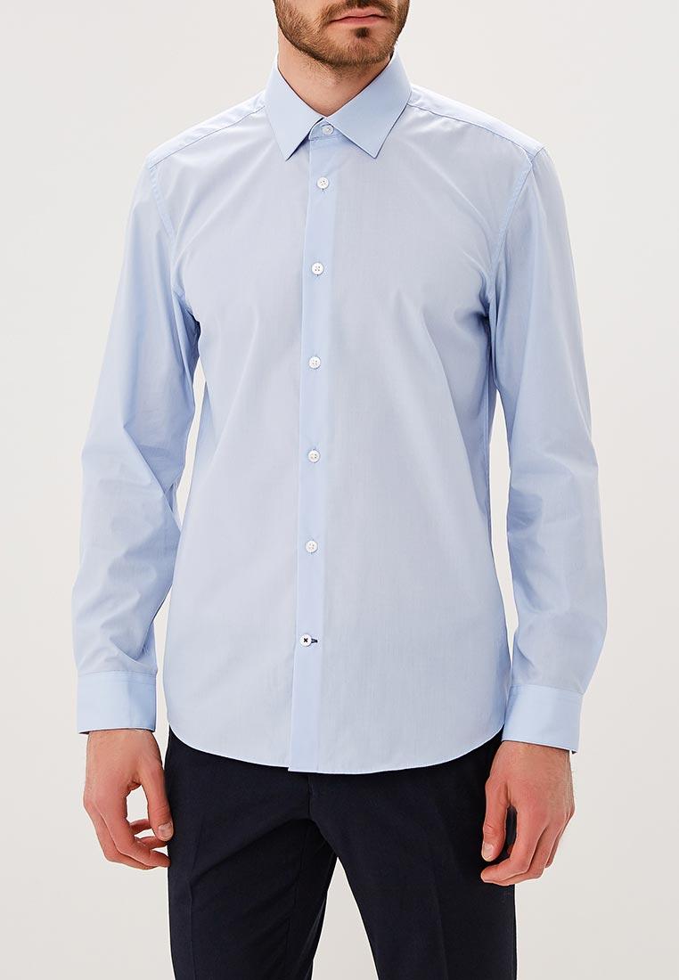 Рубашка с длинным рукавом Burton Menswear London 19E29MBLU