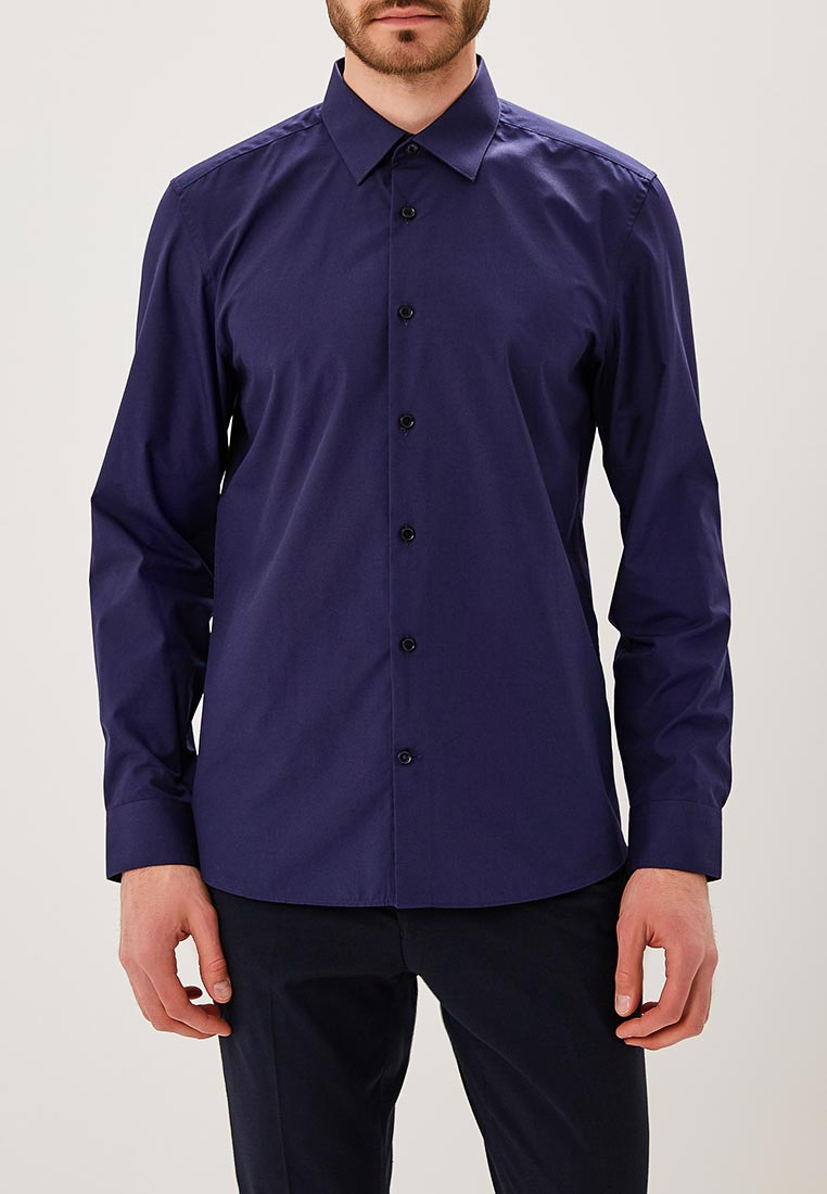 Рубашка с длинным рукавом Burton Menswear London 19E29MNVY