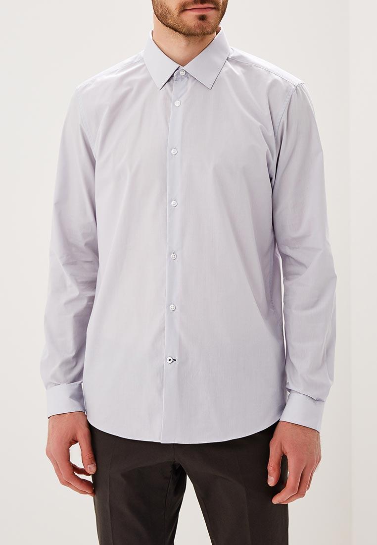 Рубашка с длинным рукавом Burton Menswear London 19F05MWHT