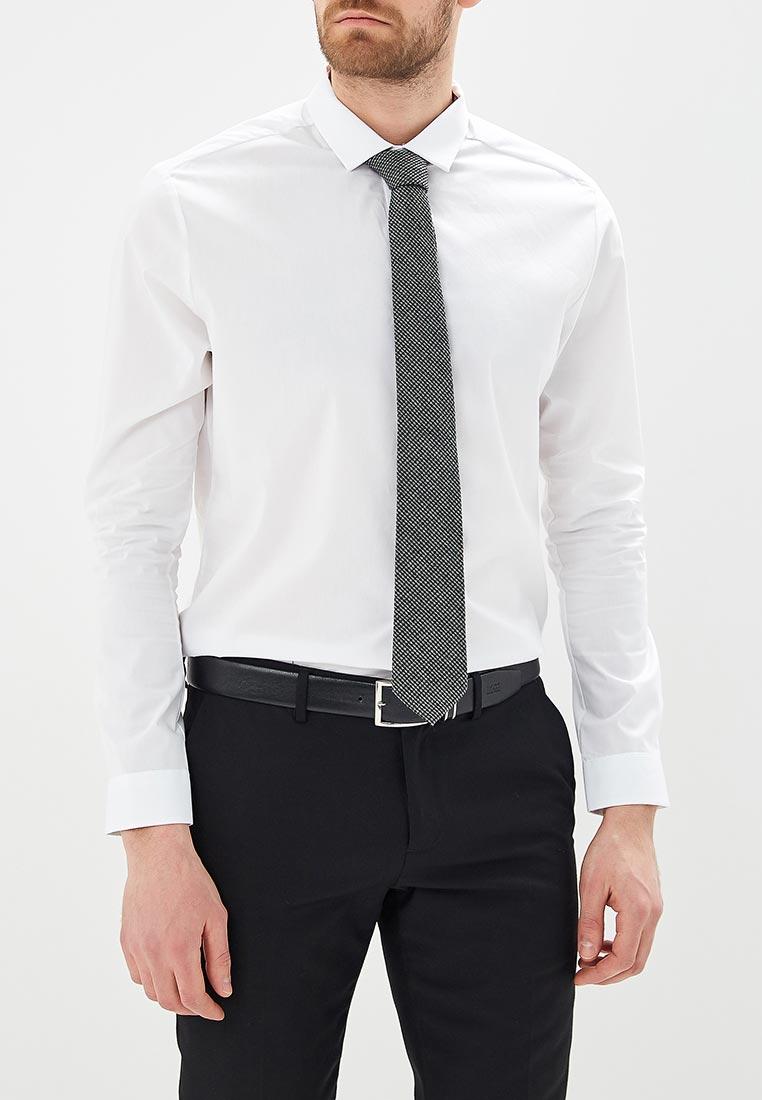 Рубашка с длинным рукавом Burton Menswear London 22S05LWHT