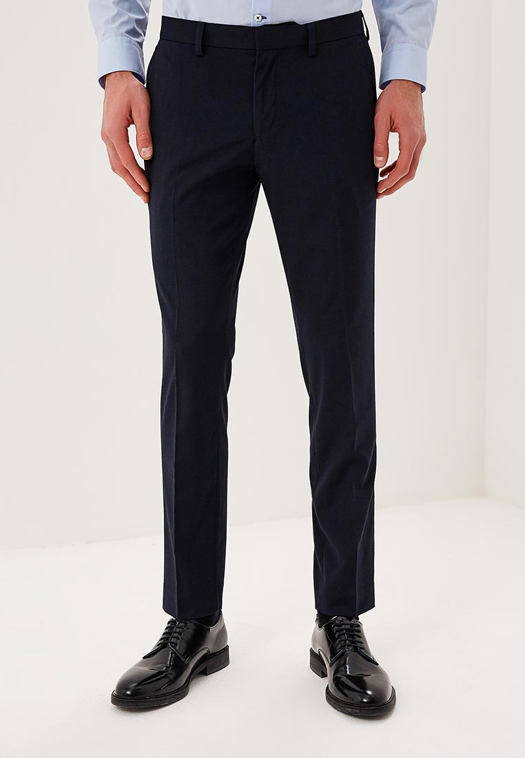 Мужские зауженные брюки Burton Menswear London 23K02MNVY