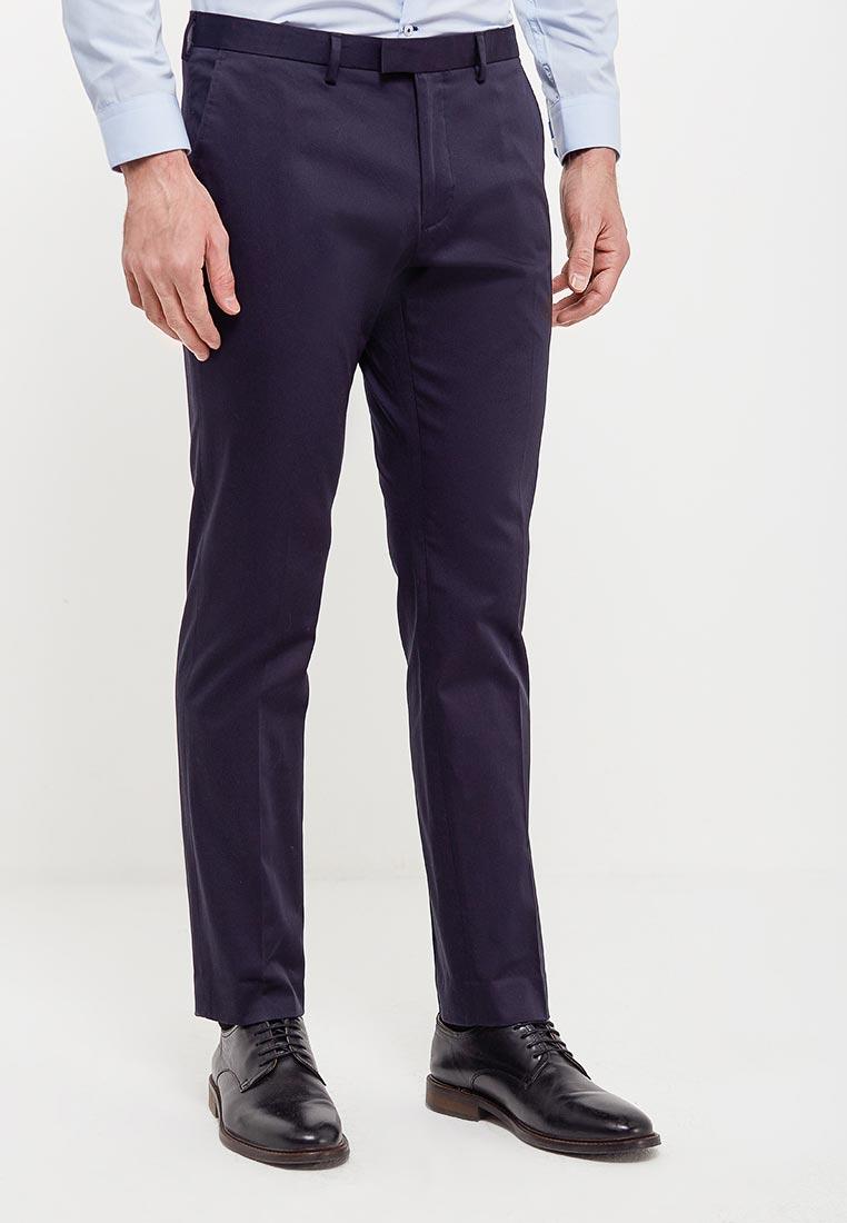 Мужские зауженные брюки Burton Menswear London 23K21LNVY