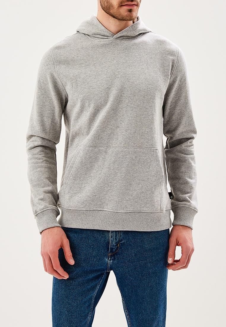 Мужские худи Burton Menswear London 46H01MGRY