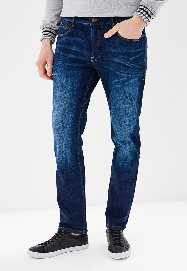 Зауженные джинсы Burton Menswear London 12L07MBLU