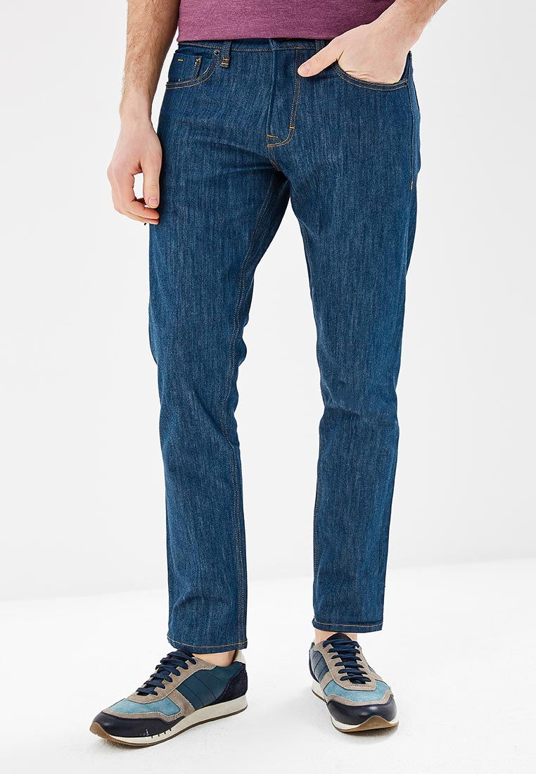 Зауженные джинсы Burton Menswear London 12L13LBLU