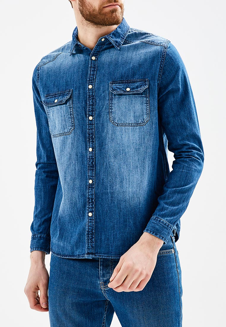 Рубашка Burton Menswear London 22D02MNVY