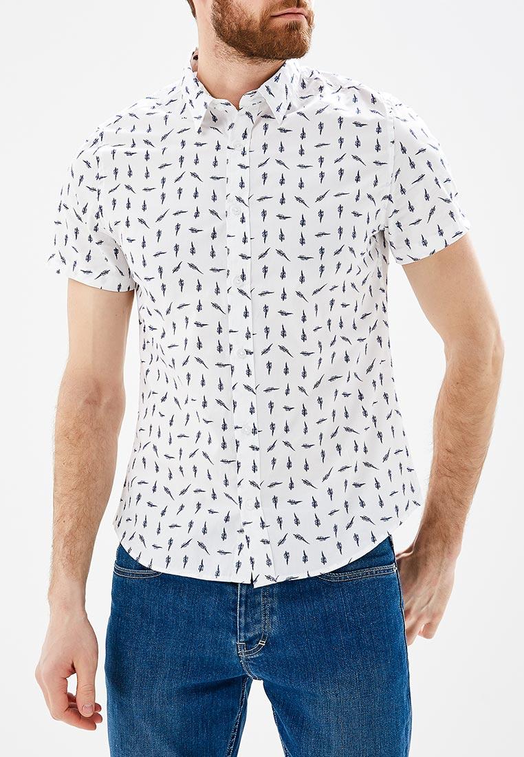 Рубашка с коротким рукавом Burton Menswear London 22P07MWHT