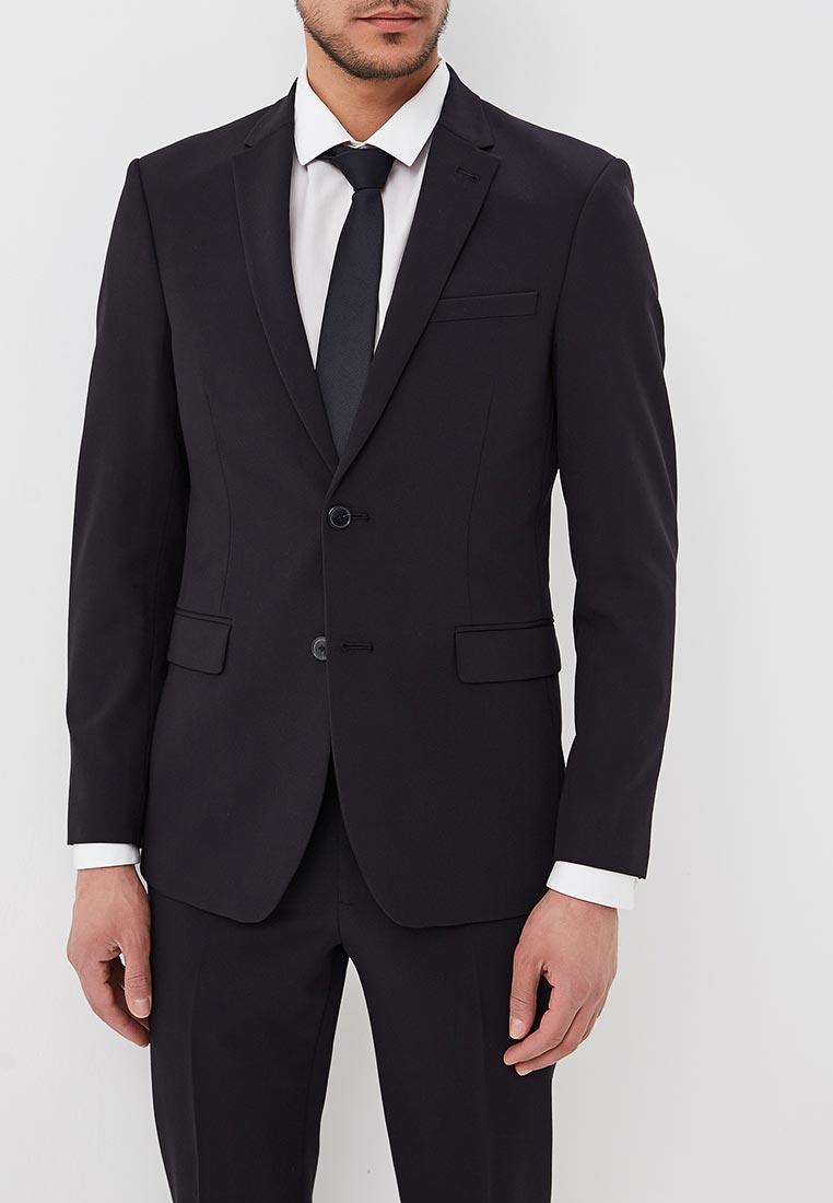 Пиджак Burton Menswear London 02M13MBLK