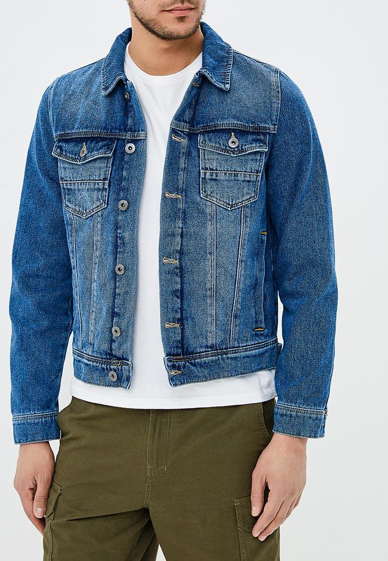 Джинсовая куртка Burton Menswear London 06H02MBLU