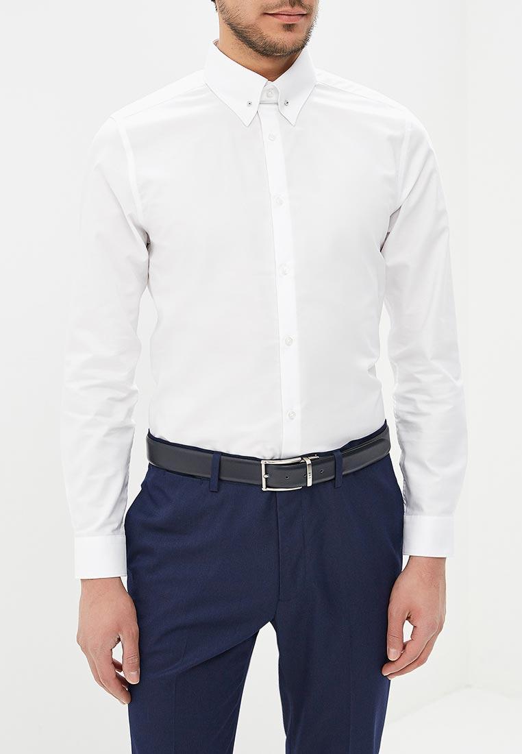 Рубашка с длинным рукавом Burton Menswear London 19F09MWHT
