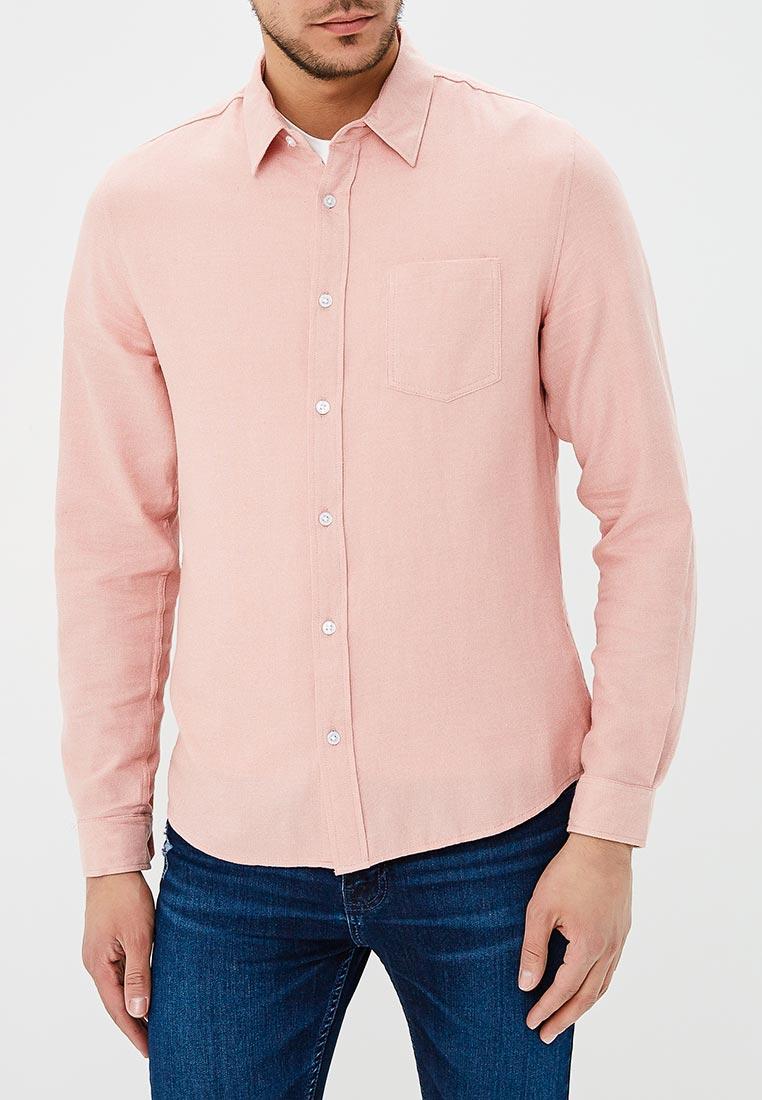 Рубашка с длинным рукавом Burton Menswear London 22T01MPNK