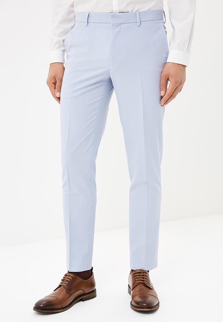 Мужские повседневные брюки Burton Menswear London 02K03MBLU