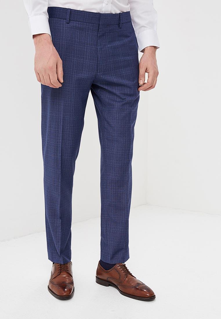 Мужские зауженные брюки Burton Menswear London 02S48MBLU