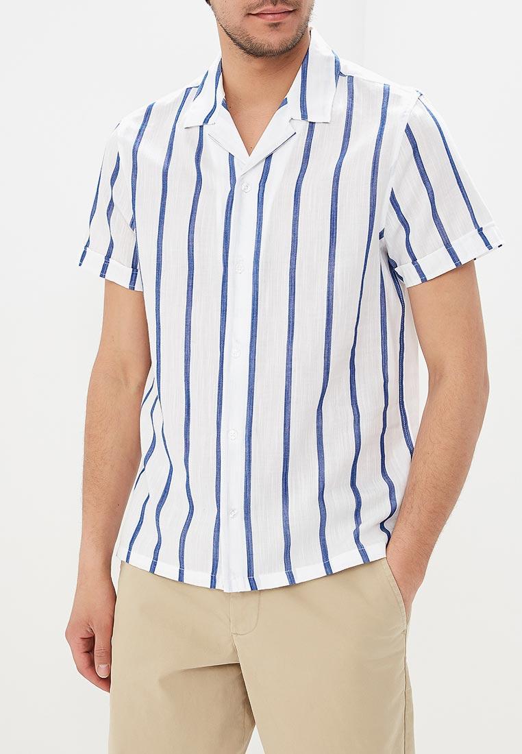 Рубашка с коротким рукавом Burton Menswear London (Бертон Менсвеар Лондон) 22T05MBLU