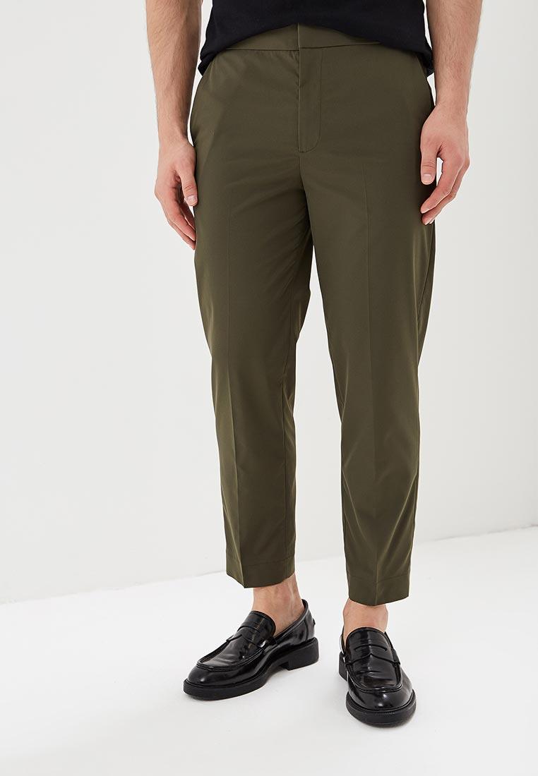 Мужские повседневные брюки Burton Menswear London 23S40LGRN