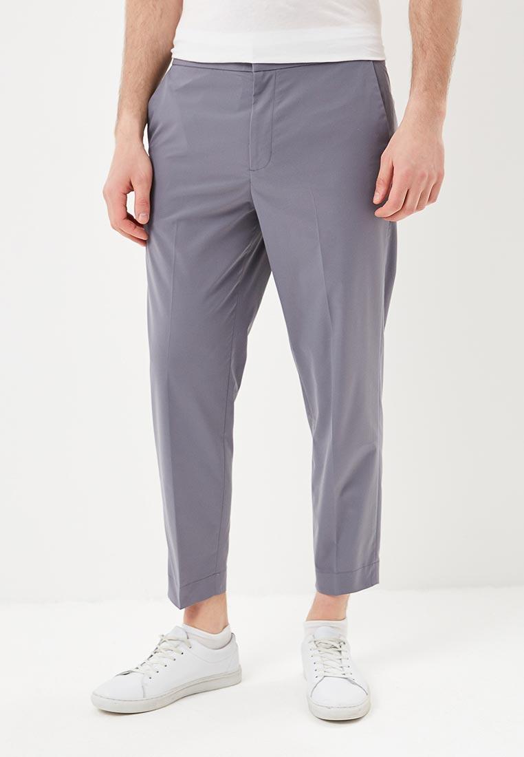 Мужские повседневные брюки Burton Menswear London 23S41LGRY