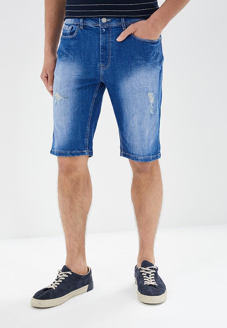 Мужские джинсовые шорты Burton Menswear London 88D04MBLU