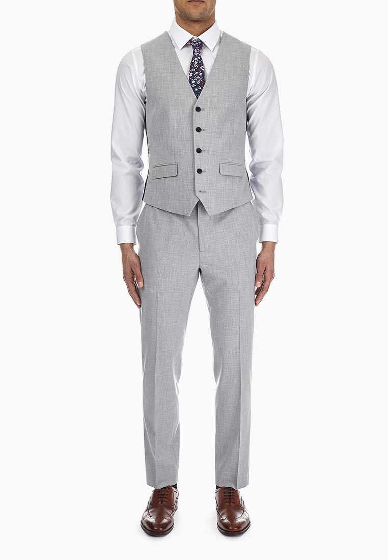 Жилет Burton Menswear London 02S42MGRY
