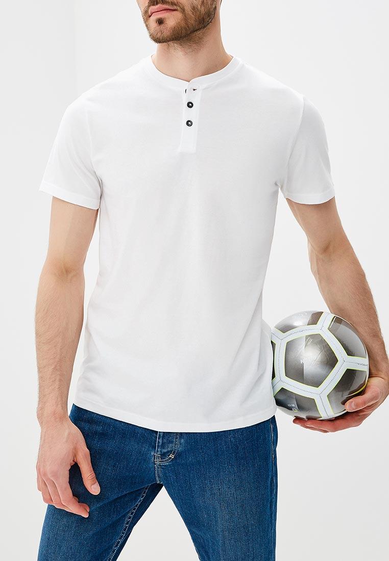 Футболка с коротким рукавом Burton Menswear London 45G02MWHT