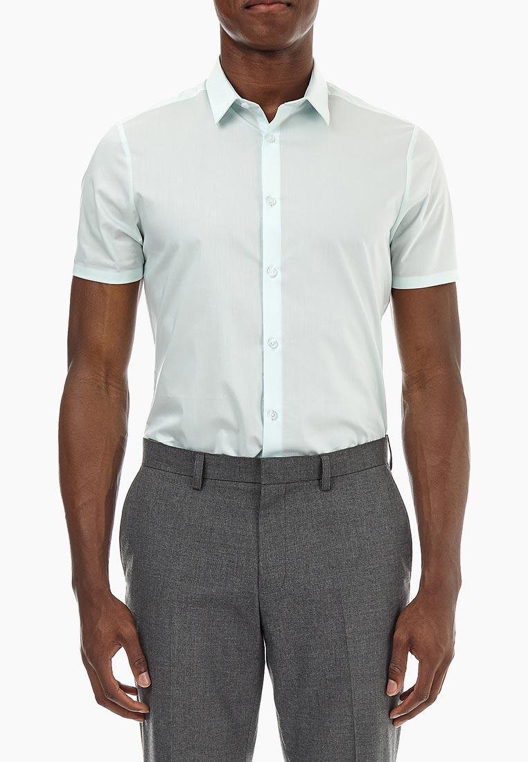 Рубашка с коротким рукавом Burton Menswear London (Бертон Менсвеар Лондон) 22S02MGRN