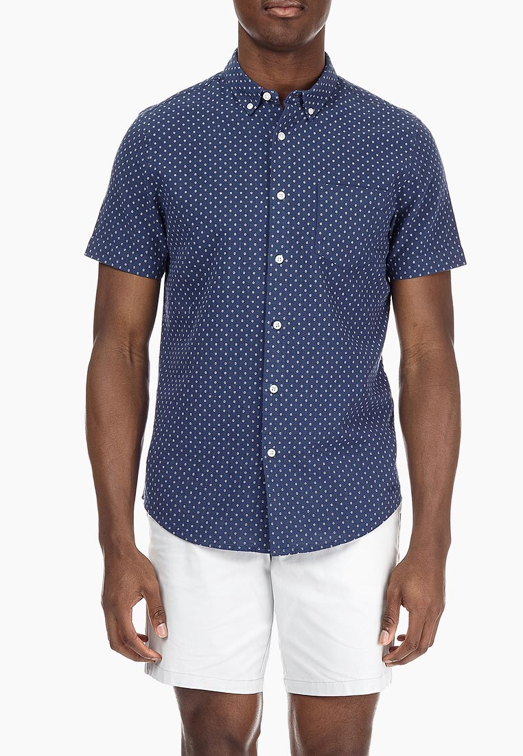 Рубашка с коротким рукавом Burton Menswear London (Бертон Менсвеар Лондон) 22T03MNVY