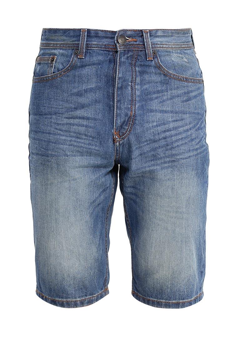 Мужские джинсовые шорты Burton Menswear London 88D06IBLU: изображение 1