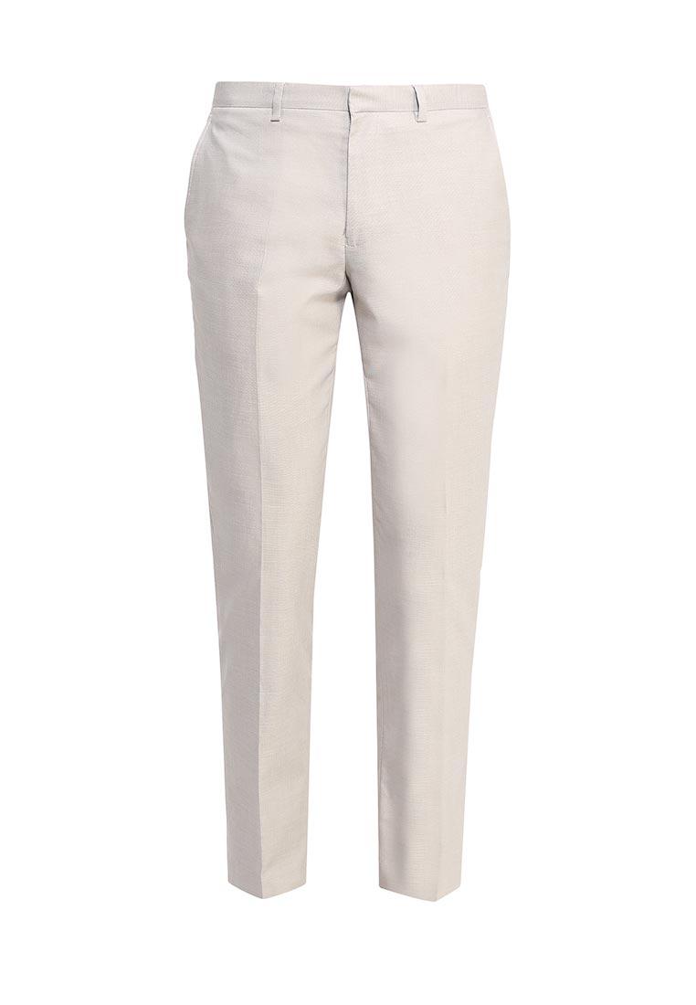 Мужские классические брюки Burton Menswear London 02S26IGRY: изображение 5