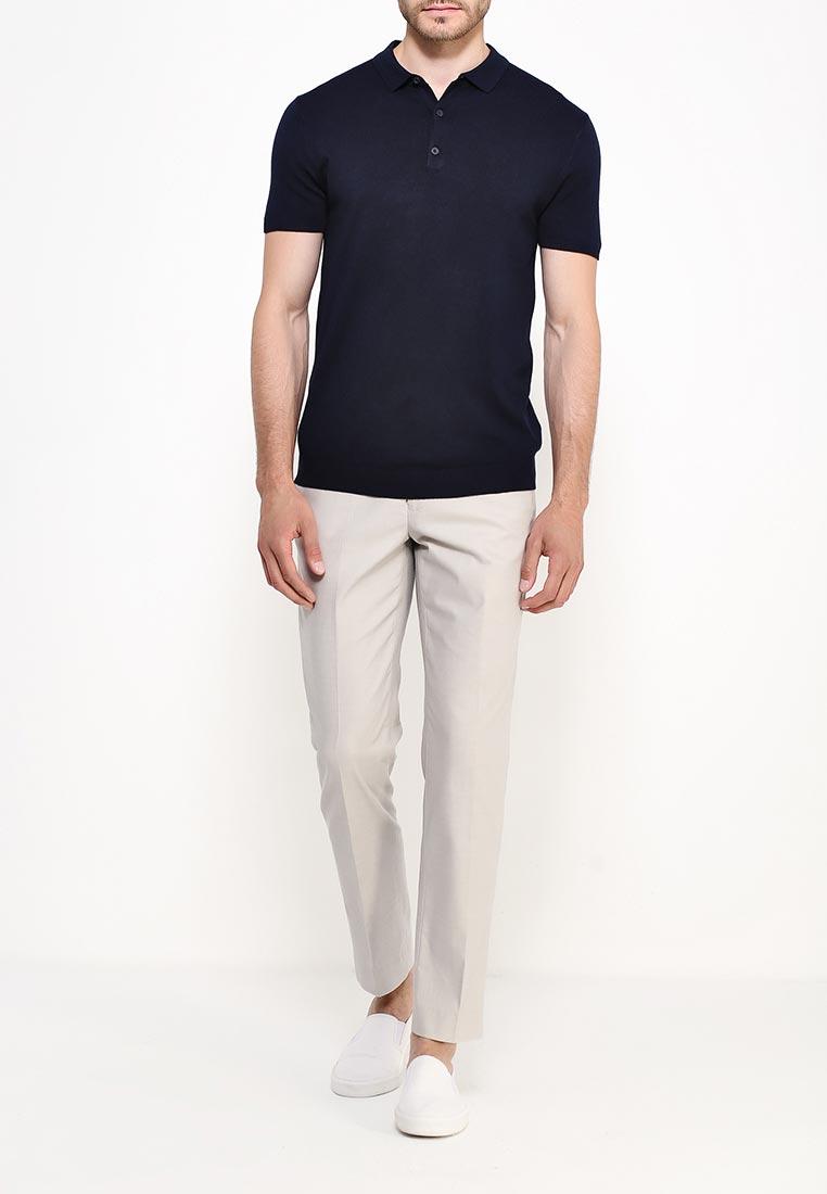 Мужские классические брюки Burton Menswear London 02S26IGRY: изображение 6