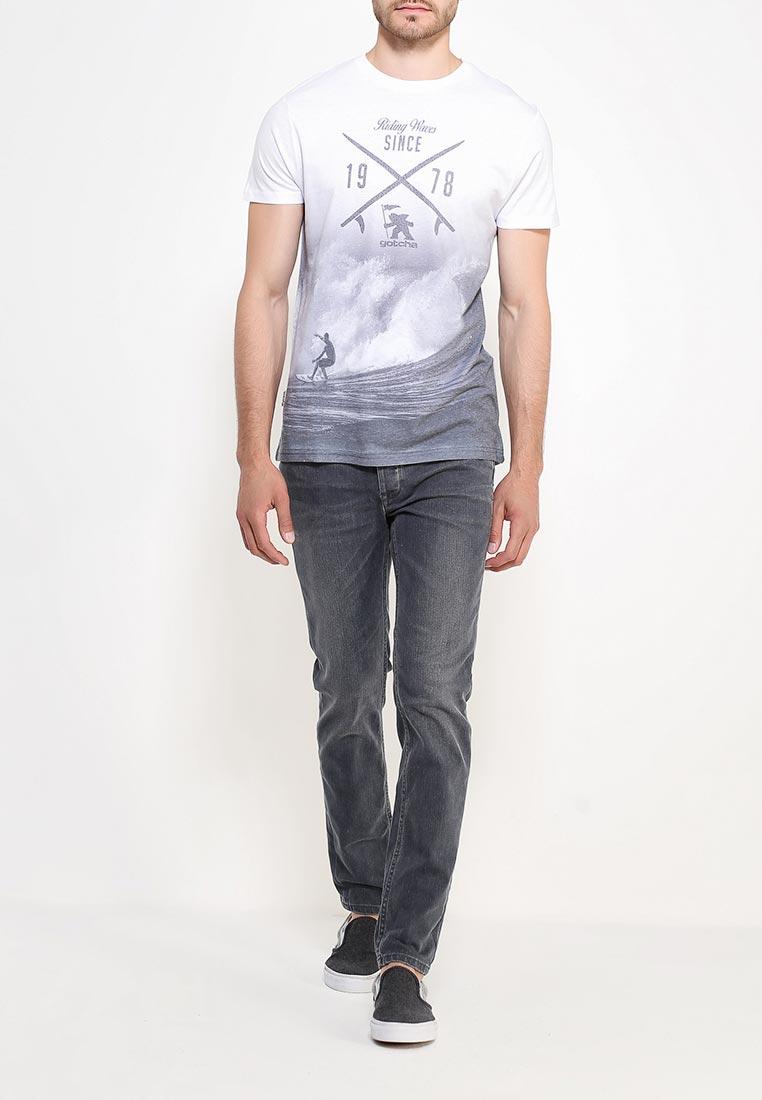 Зауженные джинсы Burton Menswear London 12A08IBLU: изображение 6