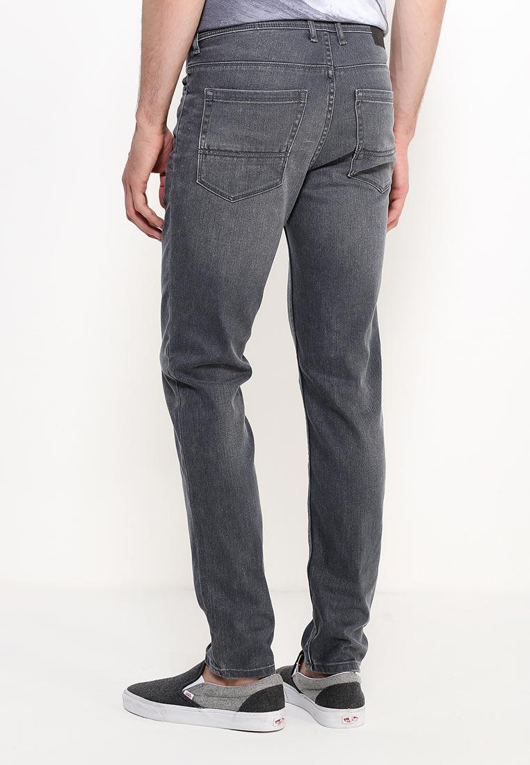 Зауженные джинсы Burton Menswear London 12A08IBLU: изображение 8
