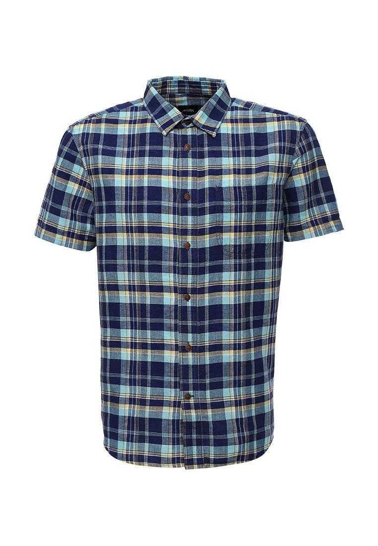 Рубашка с коротким рукавом Burton Menswear London 22C03IBLU