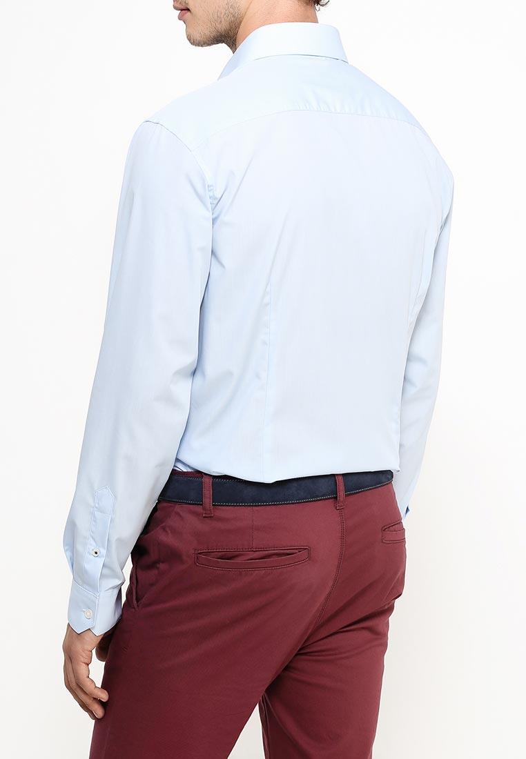 Рубашка с длинным рукавом Burton Menswear London 19B03IBLU: изображение 8