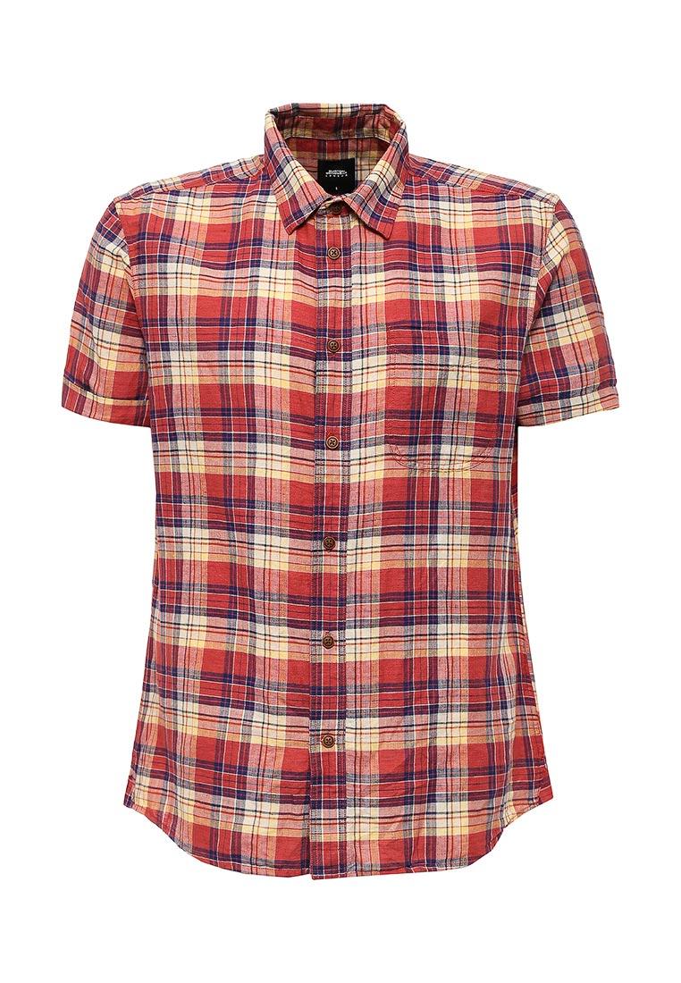 Рубашка с коротким рукавом Burton Menswear London 22C01IORG: изображение 5