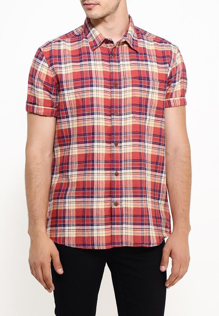 Рубашка с коротким рукавом Burton Menswear London 22C01IORG: изображение 7