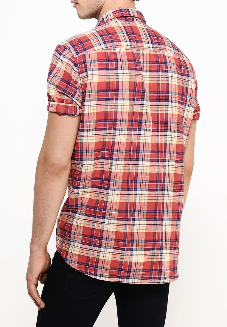 Рубашка с коротким рукавом Burton Menswear London 22C01IORG: изображение 8