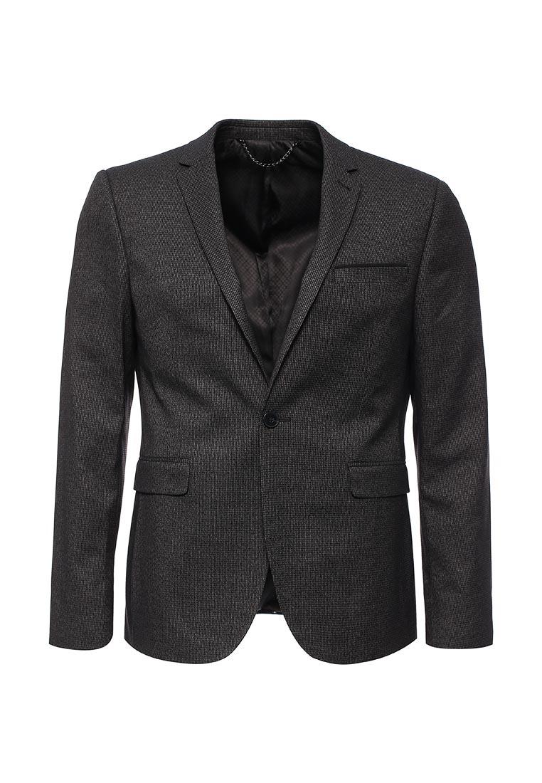 Пиджак Burton Menswear London 02K10HGRY: изображение 5