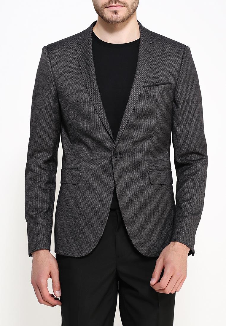 Пиджак Burton Menswear London 02K10HGRY: изображение 7