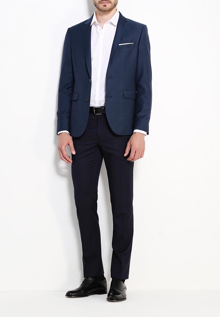 Пиджак Burton Menswear London 02S10HBLU: изображение 6
