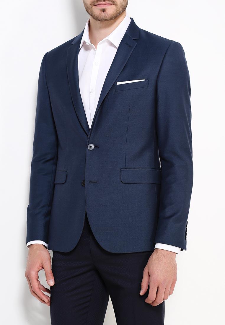 Пиджак Burton Menswear London 02S10HBLU: изображение 7