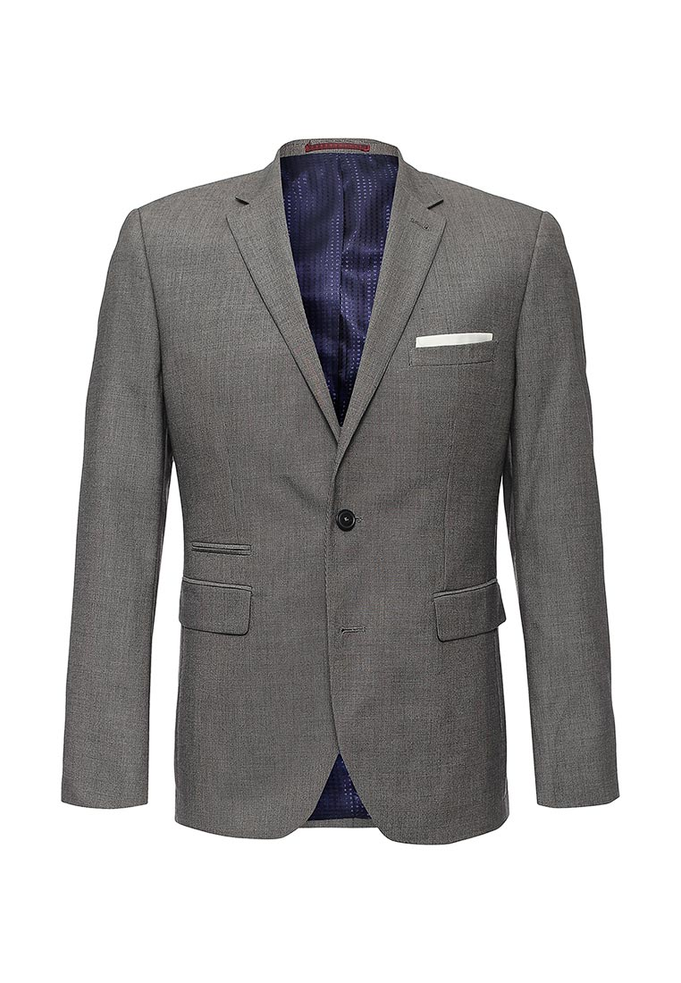 Пиджак Burton Menswear London 02T06HGRY: изображение 5