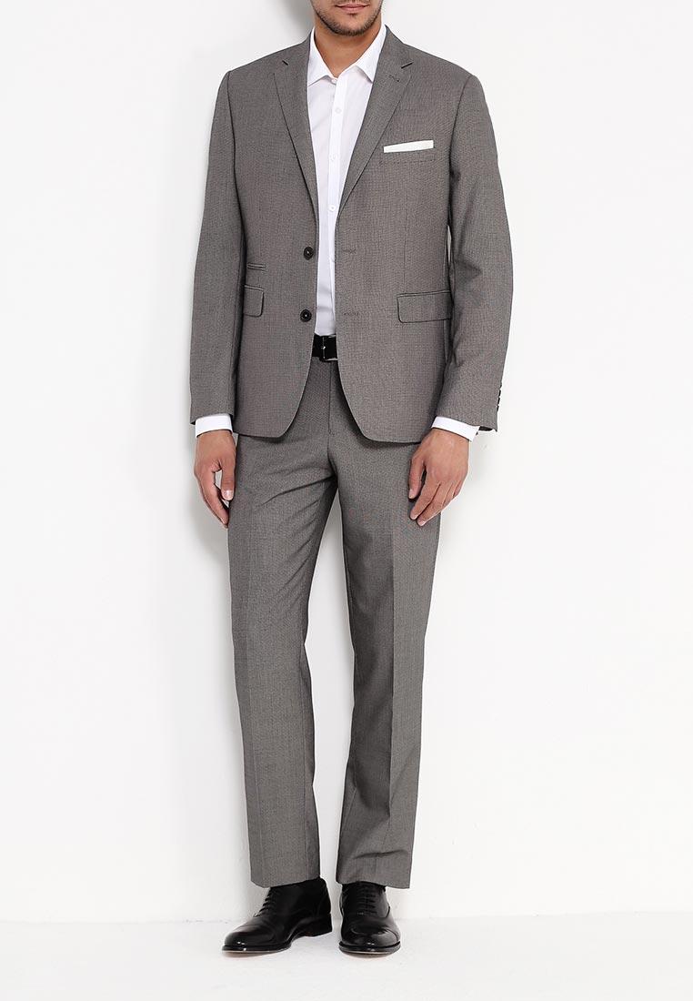 Пиджак Burton Menswear London 02T06HGRY: изображение 6