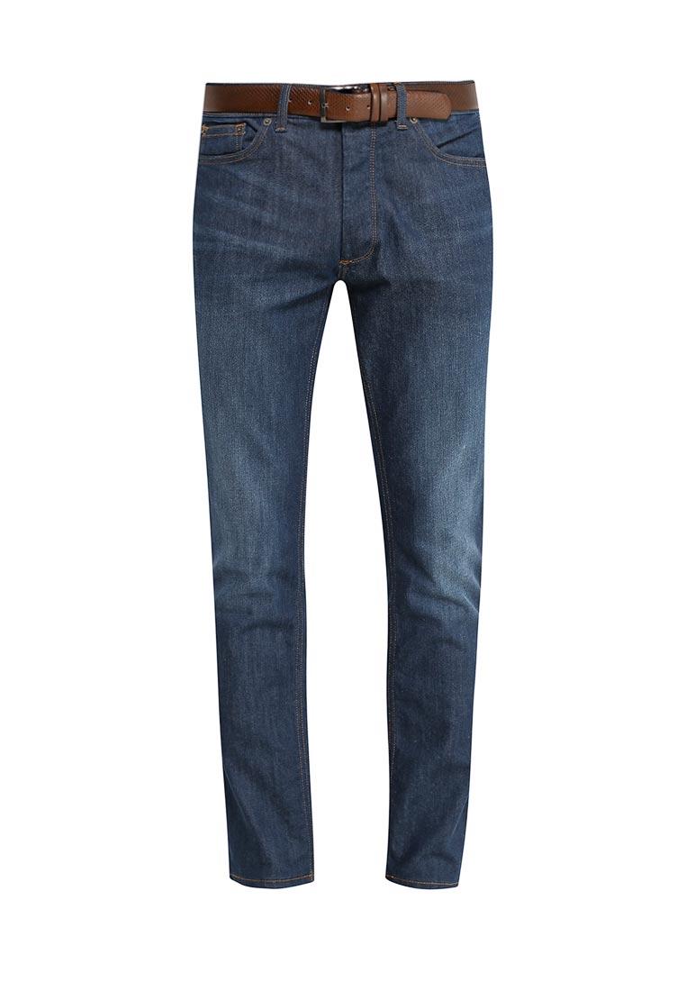 Мужские прямые джинсы Burton Menswear London 12A10JBLU: изображение 4