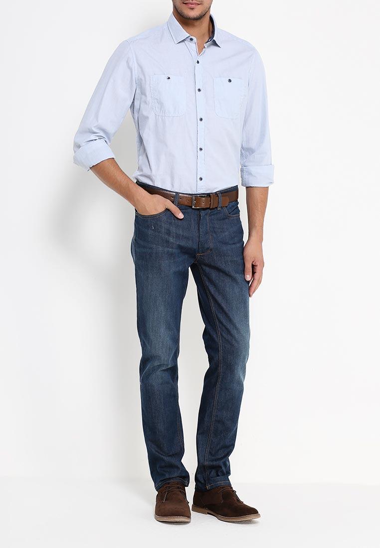 Мужские прямые джинсы Burton Menswear London 12A10JBLU: изображение 5