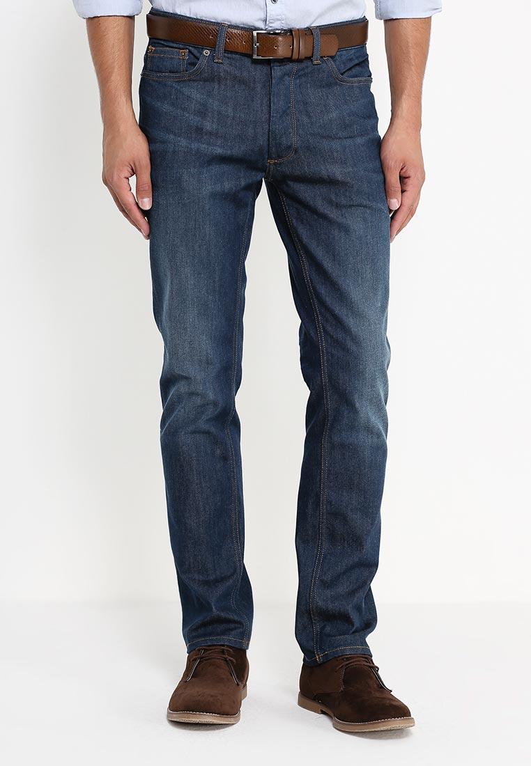 Мужские прямые джинсы Burton Menswear London 12A10JBLU: изображение 6