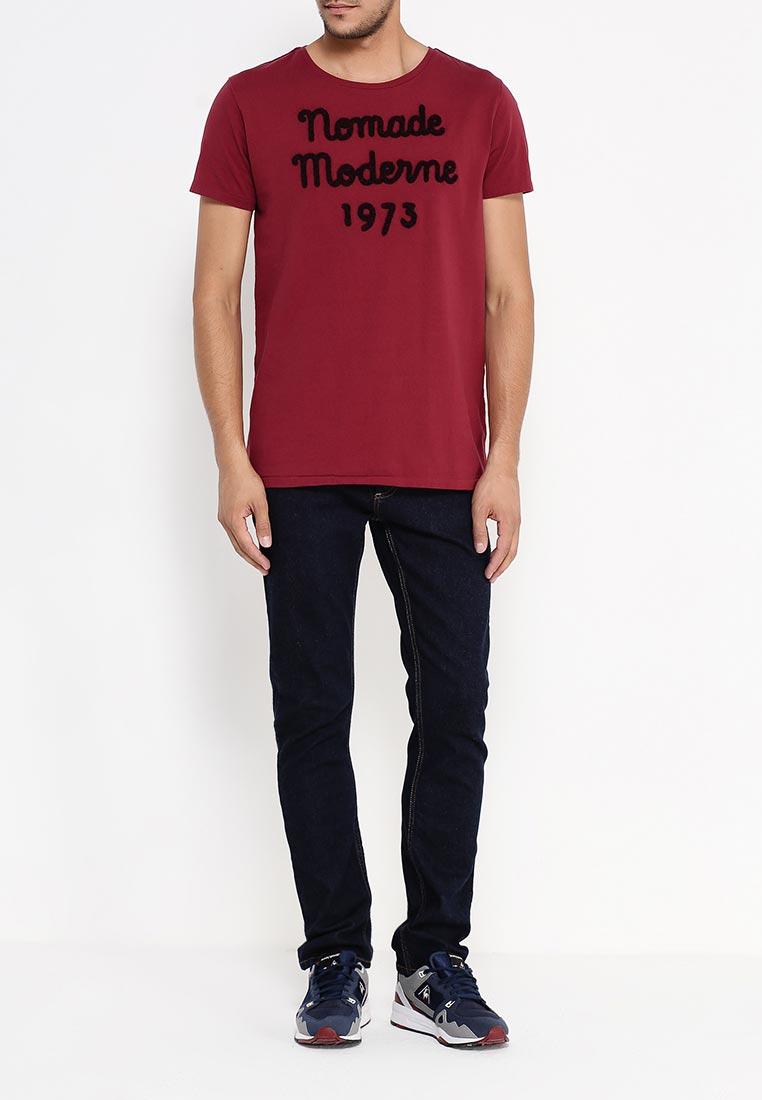 Зауженные джинсы Burton Menswear London 12A25IBLU: изображение 6