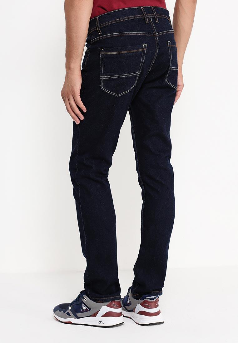 Зауженные джинсы Burton Menswear London 12A25IBLU: изображение 8