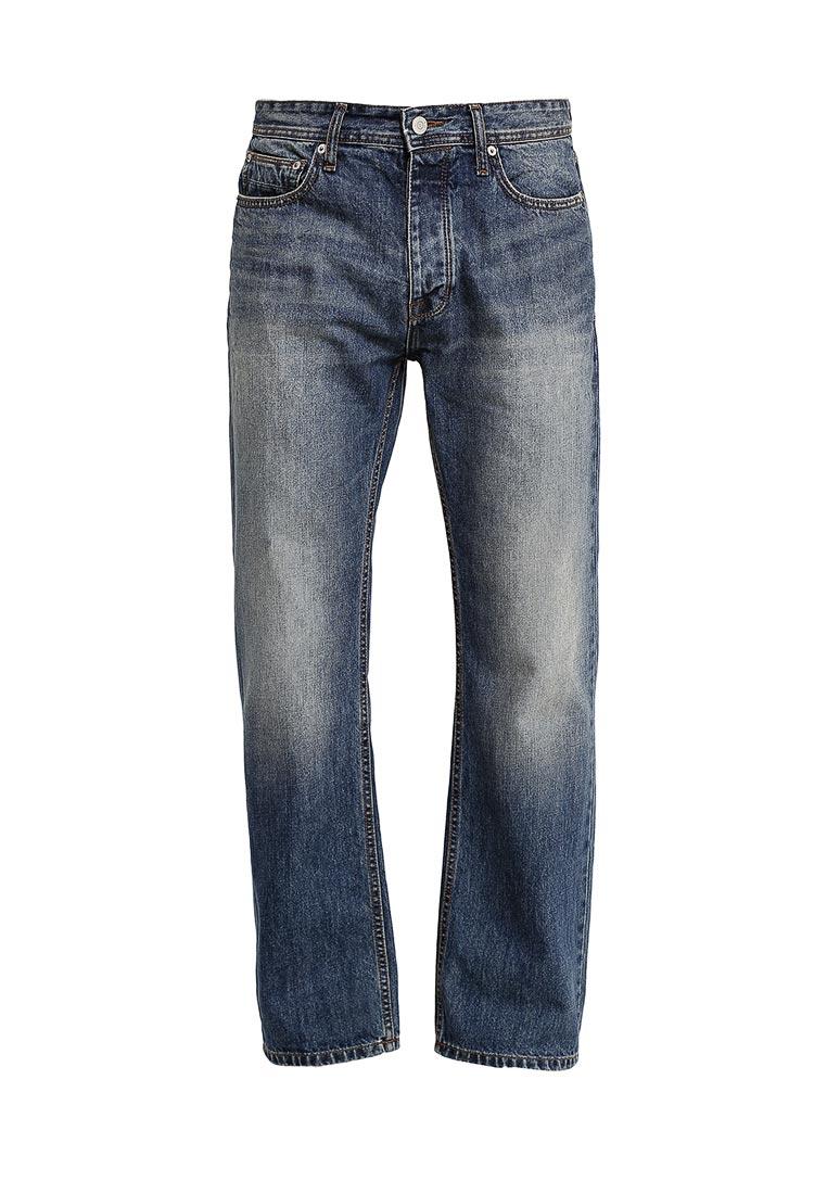 Мужские широкие и расклешенные джинсы Burton Menswear London 12R04JBLU